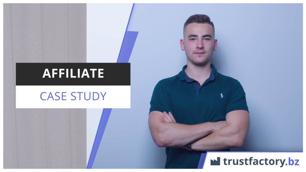 Affiliate Bootstrapping Case Study