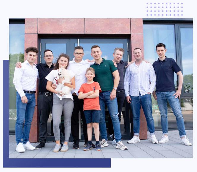trustfactory team bild