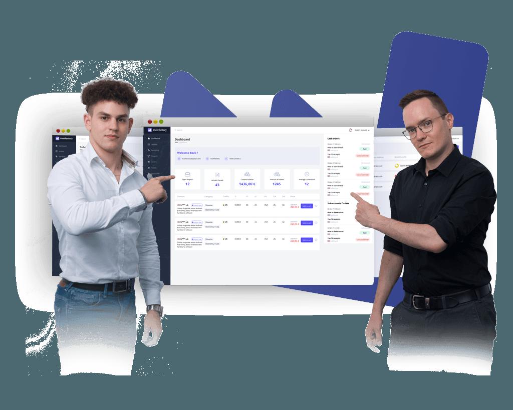 trustfactory software