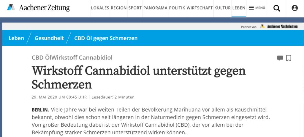 Advetorial Aachener Zeitung