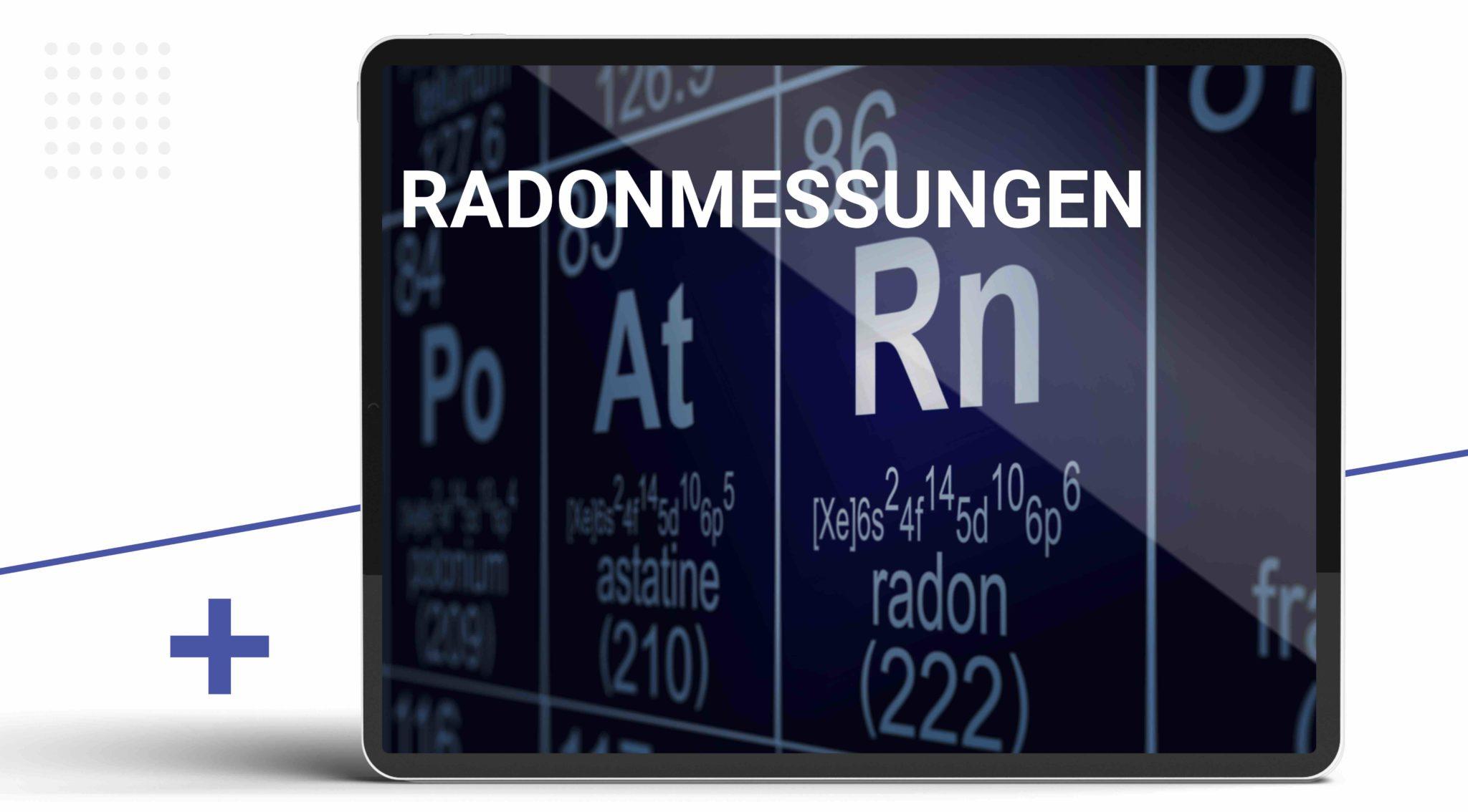 Radonmessungen